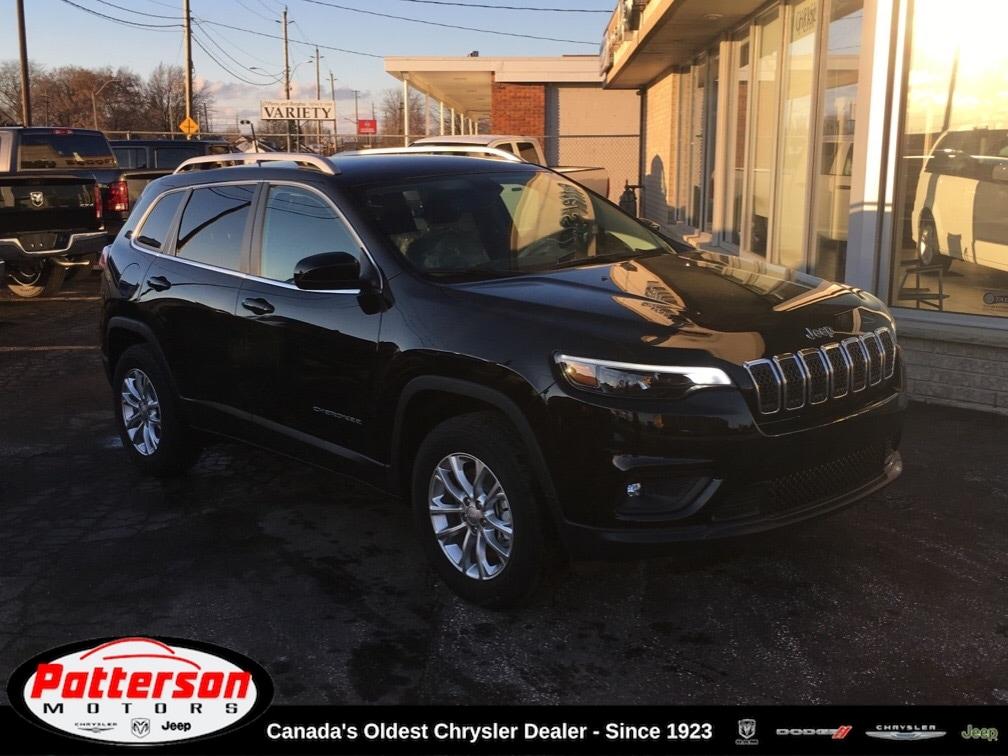 2019 Jeep New Cherokee North VUS