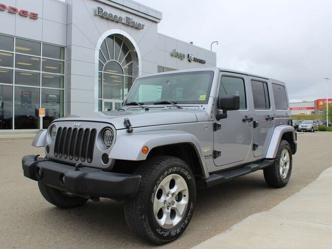 2014 Jeep Wrangler Unlimited Saha SUV