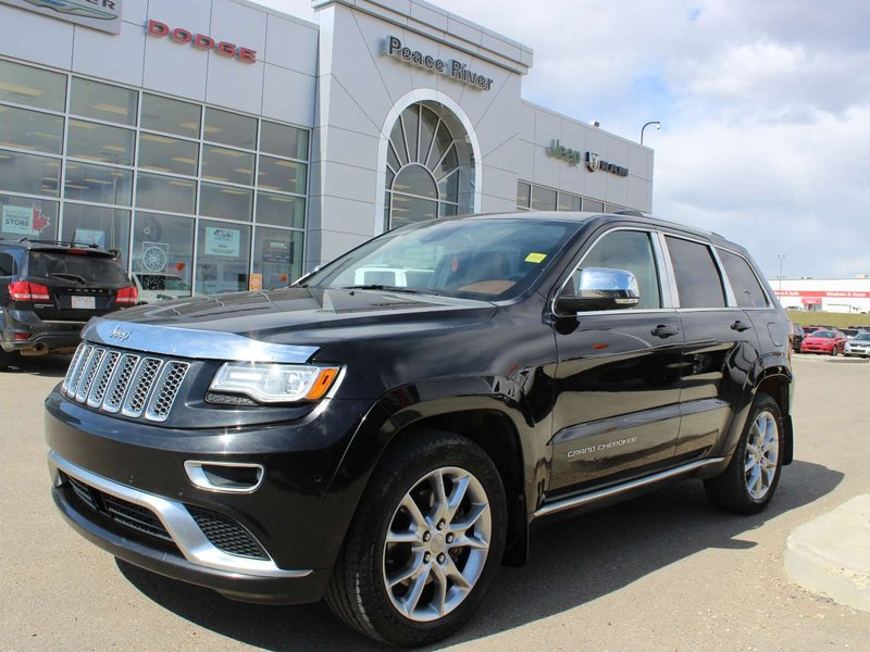 2015 Jeep Grand Cherokee Summi SUV