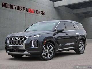 2020 Hyundai Palisade Luxury 8-Passenger AWD*Leather*Cam*Heated Vented* SUV