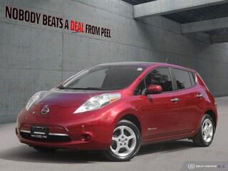 2015 Nissan Leaf SV Navigation, Dual Charge Ports, Chademo, EV