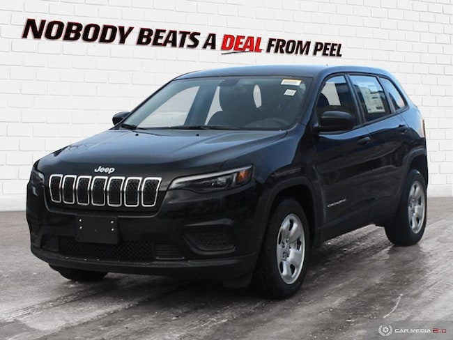2019 Jeep New Cherokee Sport FWD SUV