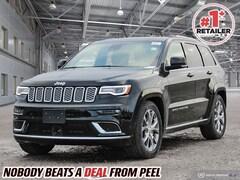 2021 Jeep Grand Cherokee Summit SUV