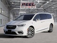 2021 Chrysler Pacifica Hybrid Pinnacle Van Passenger Van