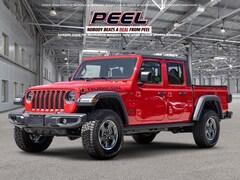 2021 Jeep Gladiator Rubicon Truck Crew Cab