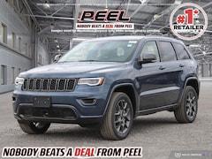 2021 Jeep Grand Cherokee 80th Anniversary SUV