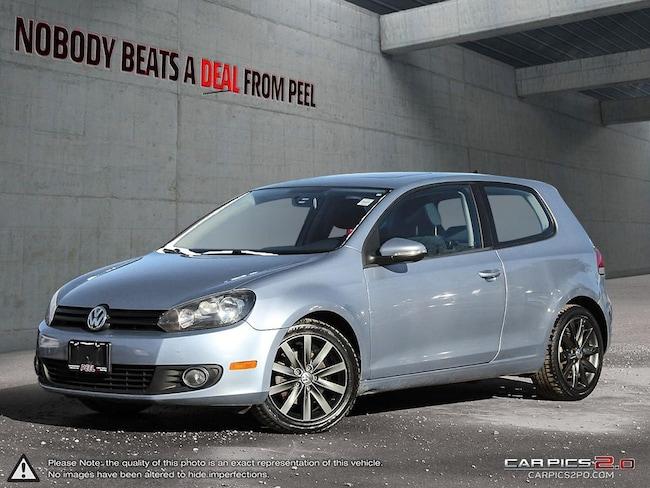 2010 Volkswagen Golf Sunroof*18 Topas Whls*H-Seats*No Accidents Hatchback