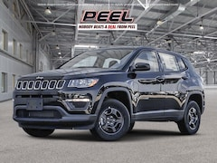 2021 Jeep Compass Sport SUV