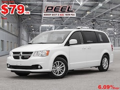 2020 Dodge Grand Caravan SXT Premium Plus Van