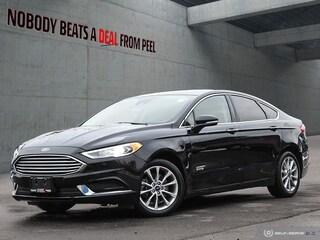 2018 Ford Fusion Energi SE Luxury, Driver Assist Package, Roof, EV Sedan