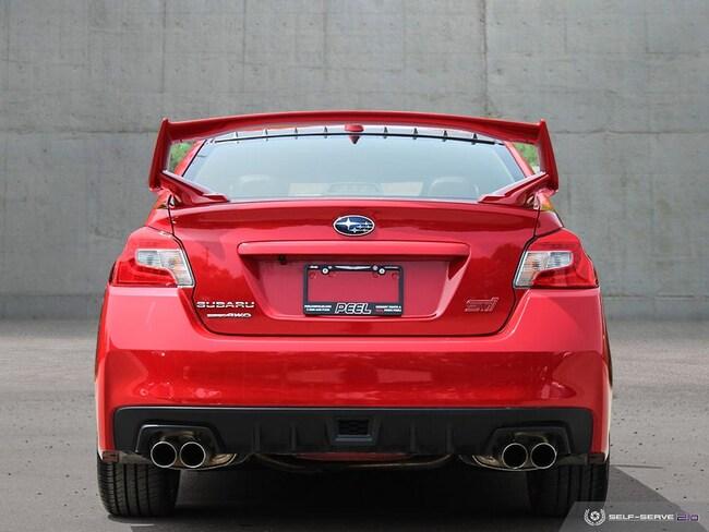 Used 2018 Subaru WRX STi Sport-Tech w/Wing*Heated*Brembo*All