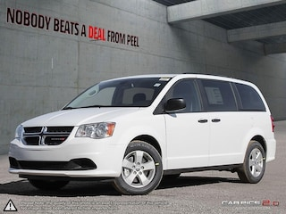 2019 Dodge Grand Caravan Brand New 7 Pass Own It! $0 Down $69/Wk!