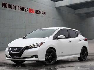 2018 Nissan Leaf SV.NAV,Chademo,Blind Spot,Camera,EV Hatchback