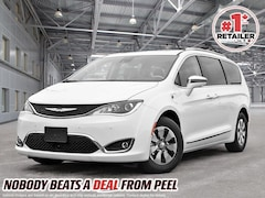 2020 Chrysler Pacifica Hybrid Limited Van Passenger Van