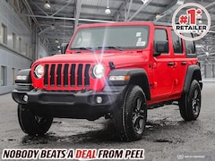 2021 Jeep Wrangler Unlimited Altitude SUV