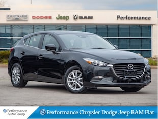 2018 Mazda Mazda3 Sport *Automatic * Bluetooth * Sunroof * Heated Seats* Hatchback
