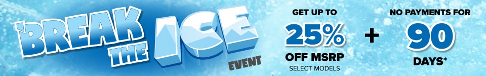 Break the Ice Sales Event