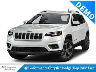 2019 Jeep Cherokee *North * 4X4* Demo SUV