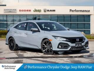 2018 Honda Civic Hatchback *Sport * Touring * Manual* Hatchback