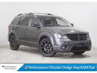 2016 Dodge Journey Blacktop * NAV * Sunroof * 7 Passenger SUV