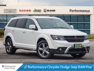 2017 Dodge Journey *AWD * 7 Passenger * Bluetooth * Leather*