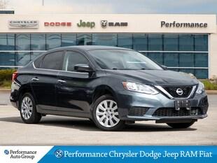 2018 Nissan Sentra *SV * Heated Seats * Bluetooth* Sedan