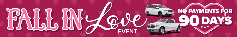 Fall In Love Event
