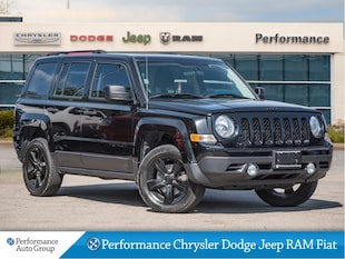 2015 Jeep Patriot Altitude * Balance OF Gold Plan Warranty SUV