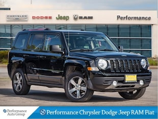 2016 Jeep Patriot 4X4 * High Altitude * Leather * Sunroof SUV