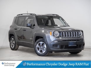2018 Jeep Renegade Sport * Alloys * Blue Tooth * Camera * Demo Unit SUV