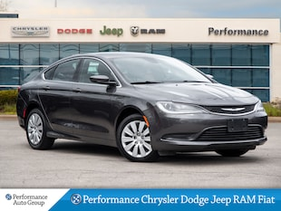 2015 Chrysler 200 * LX * FWD * 4 Door Sedan * Sedan