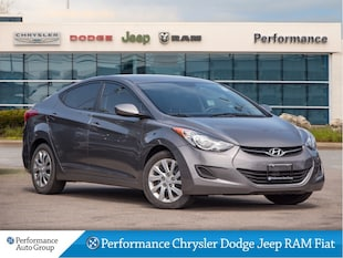 2013 Hyundai Elantra GL * Automatic * A/C * Heated Seats Sedan