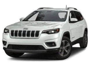 2019 Jeep Cherokee North 4x4 SUV