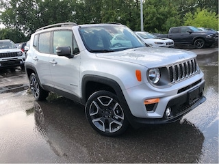 2019 Jeep Renegade Limited SUV
