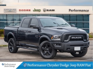 2019 Ram 1500 Classic *Warlock * 4X4 * Crew CAB* Truck