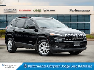 2015 Jeep Cherokee * Latitude * Navigation * Bluetooth * V6 * SUV
