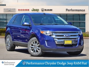 2013 Ford Edge SEL * AWD * V6 * Back UP Camera SUV