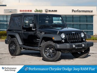 2018 Jeep Wrangler *Sport * 4X4* SUV