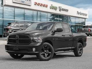 2021 Ram 1500 Classic Night Edition 4x4 Quad Cab 6.3 ft. box 140 in. WB