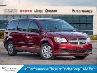 2016 Dodge Grand Caravan CVP * Tinted Windows * Dual Zone Climate