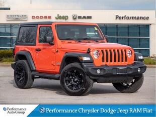 2018 Jeep Wrangler *Sport * 2.0L Turbo * HTD Seats * Demo Unit* SUV