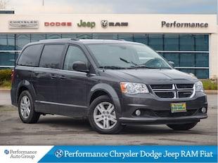 2019 Dodge Grand Caravan *Crew*