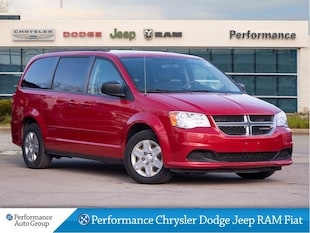2013 Dodge Grand Caravan Leather * Heated Seats