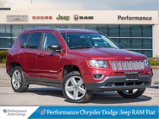2014 Jeep Compass *High Altitude Edition * Sunroof* SUV