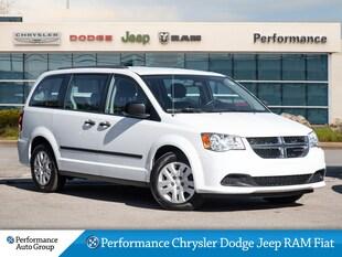 2015 Dodge Grand Caravan *Canada Value Package*