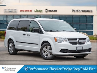2015 Dodge Grand Caravan 7 Passenger * 2ND ROW Power Windows