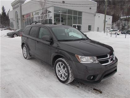 2016 Dodge Journey Limited - 7 Passagers