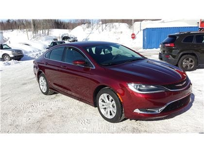 2016 Chrysler 200 Limited - V6 Berline