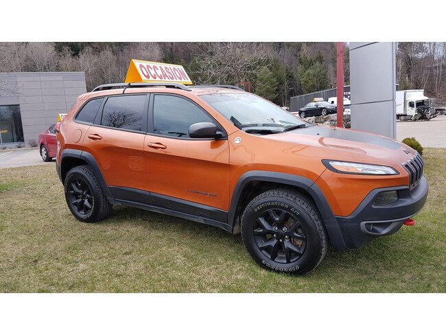 2015 Jeep Cherokee Trailhawk - Sport VUS