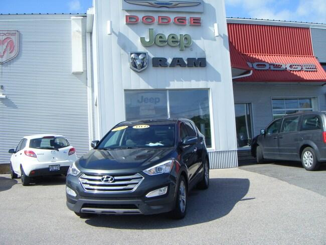 2013 Hyundai Santa Fe 2013 Hyundai Santa Fe - AWD 4dr 2.0T Auto SE -Ltd